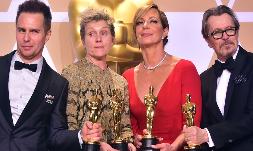 <i>INSTEPCOMMENT:</i> To look and learn from the Oscars