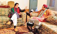 The bromance is dead: Salman Ahmad no longer supports Imran Khan