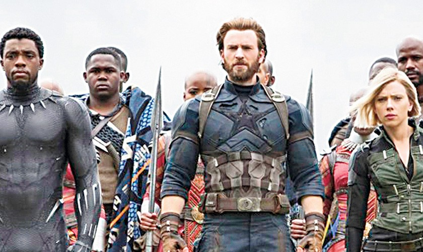 Has Robert Downey Jr. let slip that Captain America gets killed off in <i>Infinity War</i>?