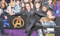 Avengers: Infinity War world premiere in Los Angeles attracts fans