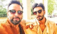 Mohsin Naveed Ranjha collaborates with Ranveer Singh