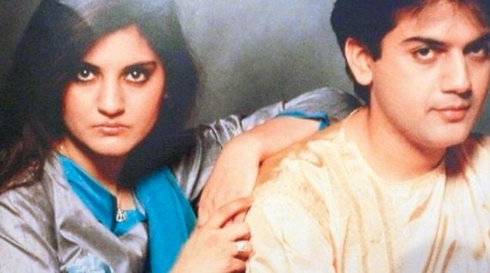 Nazia Hassan's ex-husband to make a film on her; Zoheb Hassan opposes