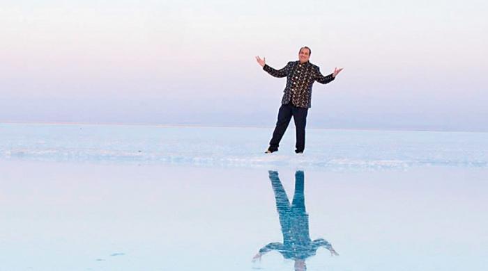 Rahat Fateh Ali Khan's upcoming song 'Zindagi' being shot in the US