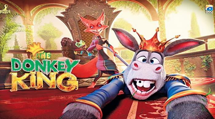 The Donkey King breaks opening day box office record