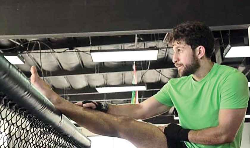 Shaz Khan S Next Project To Feature Him As An Mma Fighter