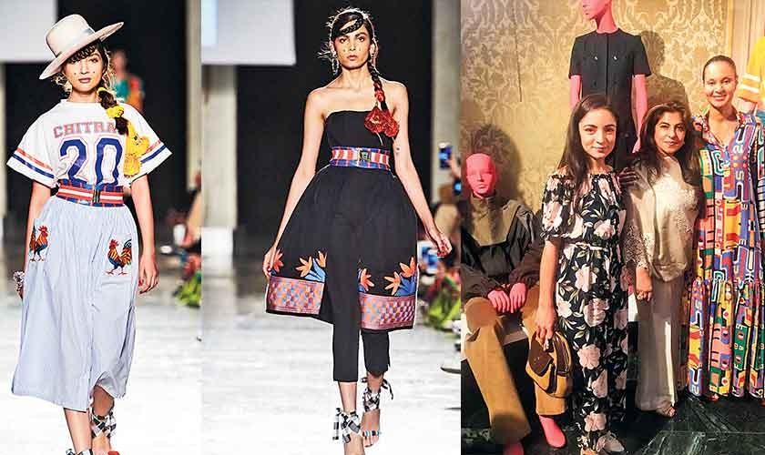 Pakistan shines at Milan Fashion Week 2019