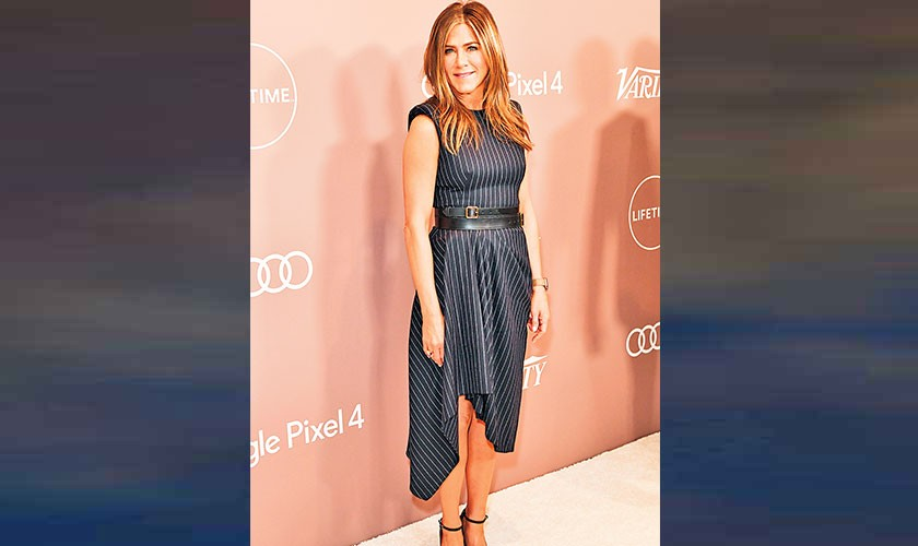 Jennifer Aniston talks about true power