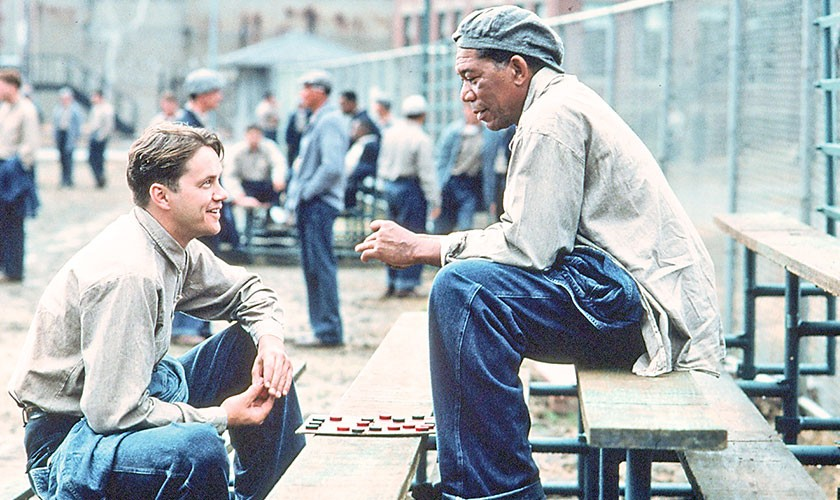 For the Love of Shawshank
