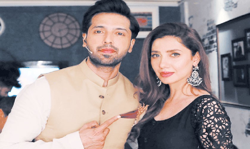 Mahira Khan, Fahad Mustafa set to co-star in a film