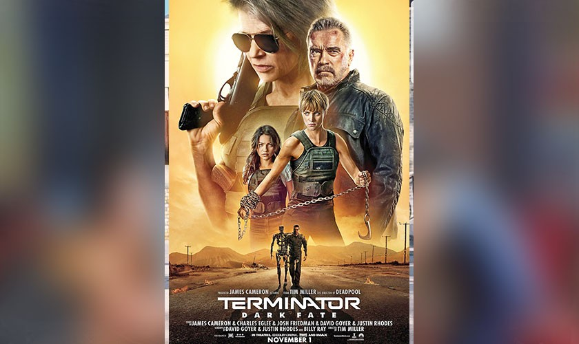 In cinemas now: Midway and Terminator: Dark Fate