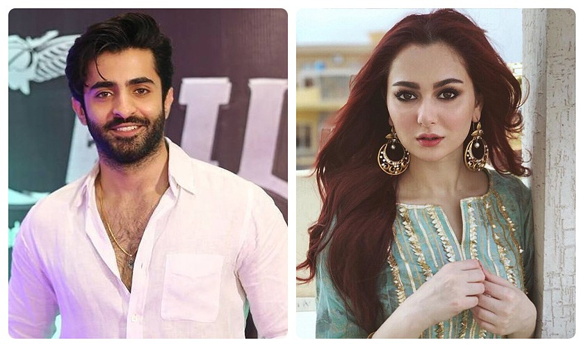 Sheheryar Munawar and Hania Aamir in talks for Wajahat Rauf's next