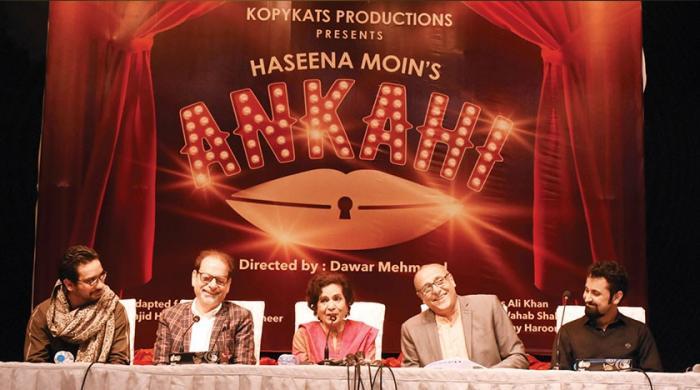 Haseena Moin's Ankahi gets a theatre adaptation