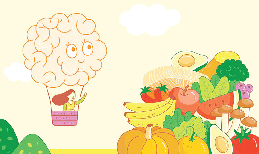 Stress relief:  How diet and lifestyle can help