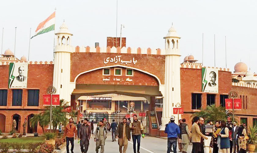 Wagah Attic Border Ceremony – A sign of love or hate?