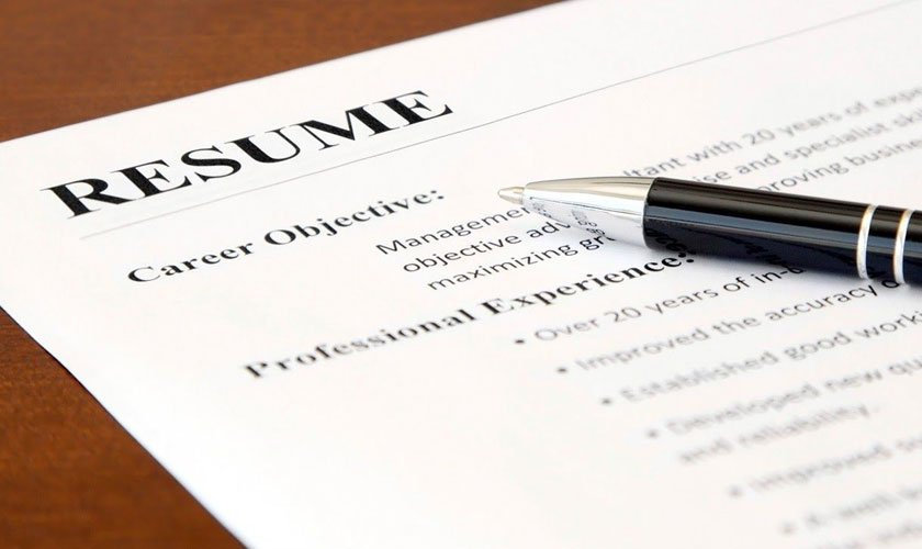 10 steps to a successful CV