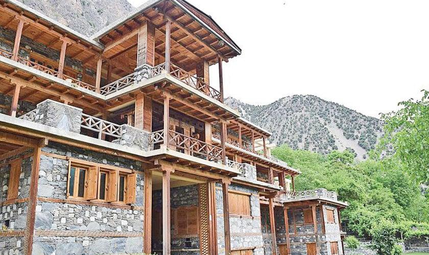 Kalash Museum Photo: Wikimedia Commons