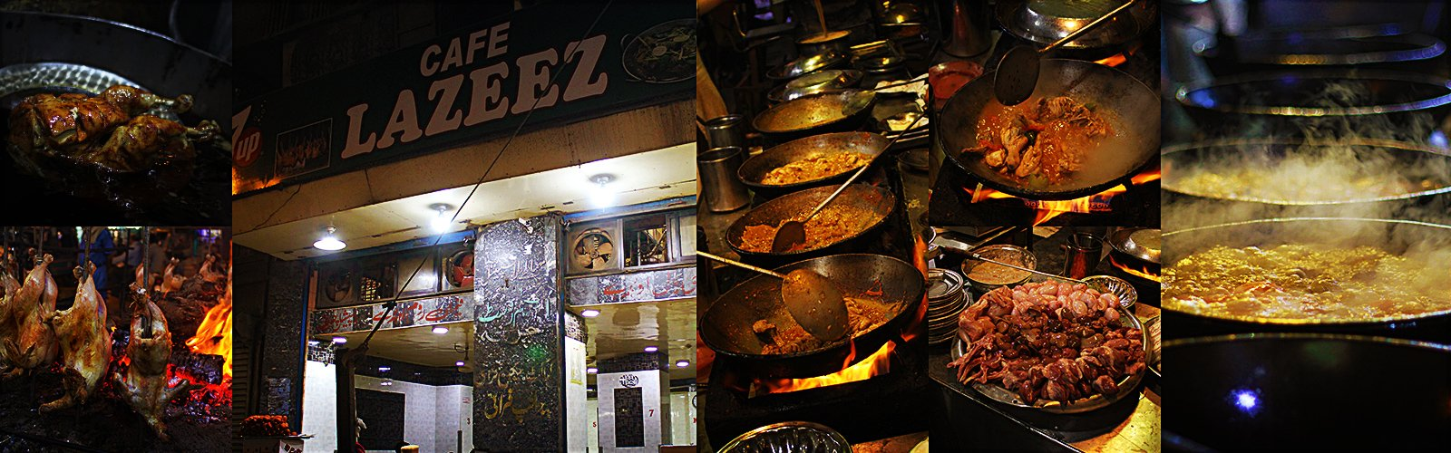 Café Lazeez: A savoury half century! - The News International