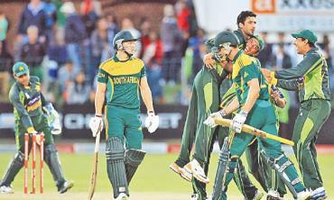 Is Pakistan's standing in world cricket satisfactory?