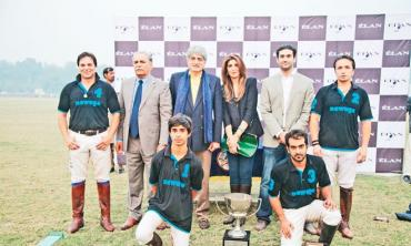 A day out at the Polo Club in Lahore