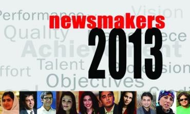 Newsmakers 2013