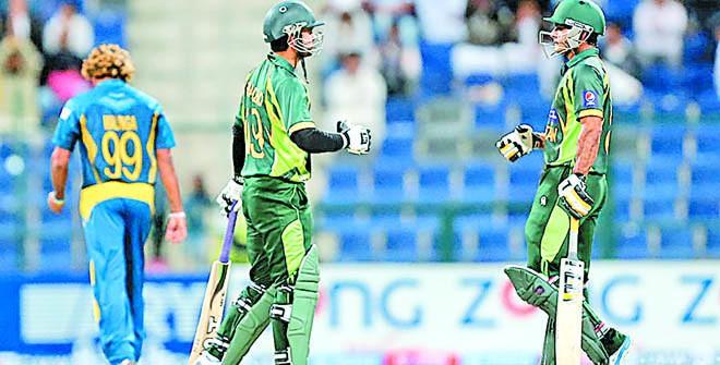 Pakistan's Twenty20 stars