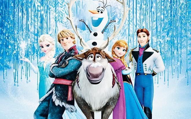 Frozen****