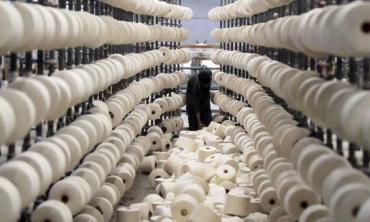A plus for textiles