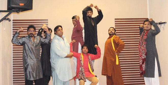 Theatre on the oppressed
