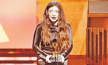 How Spotify Made Lorde A Pop Superstar
