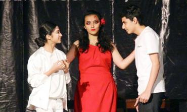 A dramatic affair