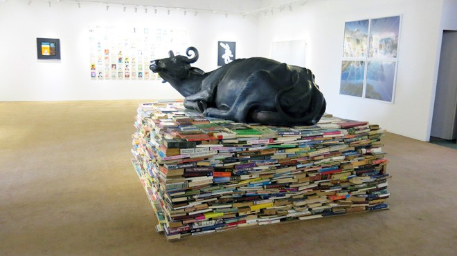 On buffalos and books