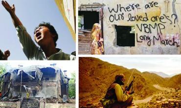 Baloch discontent