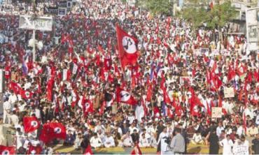 Insurgency in Sindh?