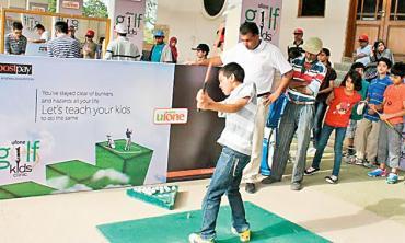 Transforming amateur golf