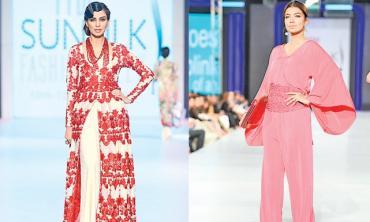 Pakistan's top models, 2014