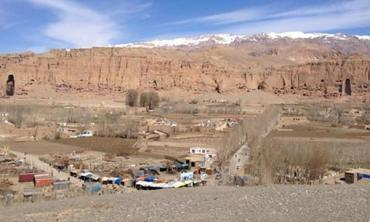 In the belly of Bamiyan