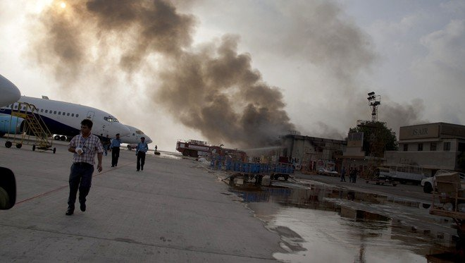 Karachi's aftermath