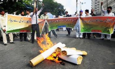 Anti-tobacco laws up in smoke