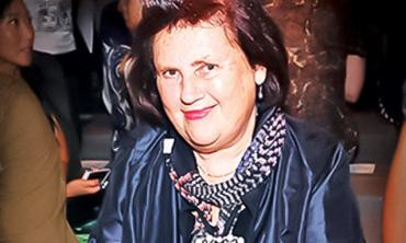 The Unstoppable Suzy Menkes