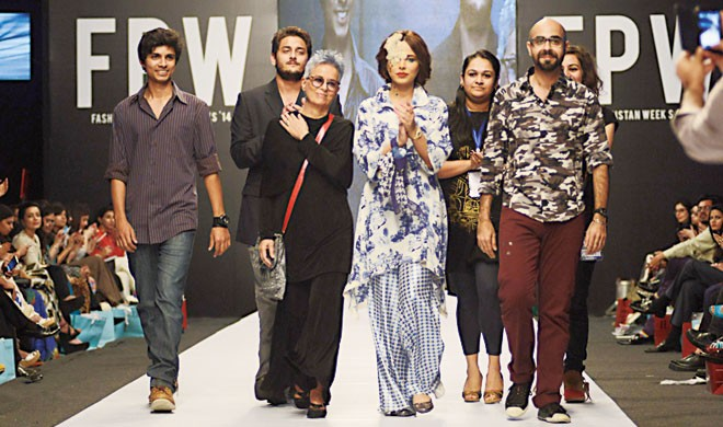 Fate Of The Fashion Graduate Instep Thenews Com Pk