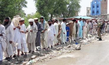 Roadblocks in relief work