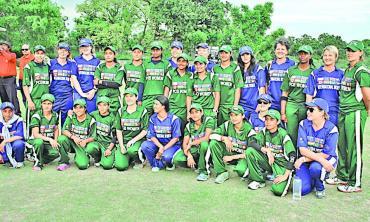 Women empowerment through cricket