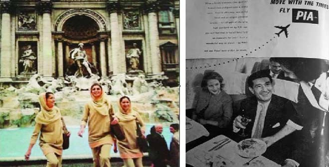 Recovering history through nostalgia