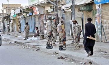 A walk through Quetta