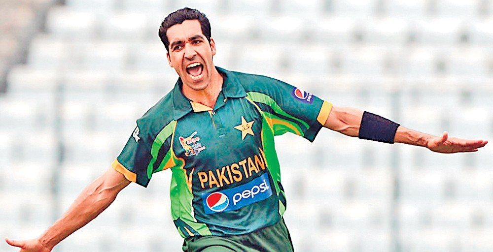 Umar Gul: Determined for a comeback | Sports | thenews.com.pk