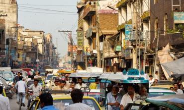 Challenge of urbanisation