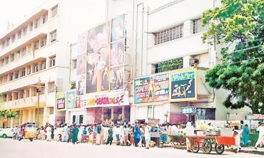 Nishat and the single screen cinema