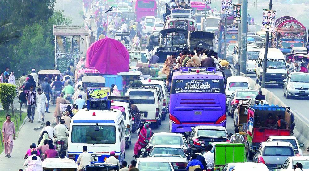 Bottleneck: Ravi Bridge