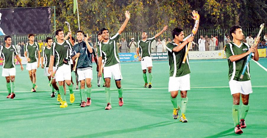 Pakistan hockey's horror story