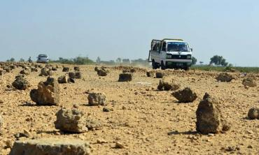 The bumpy road to Sindh